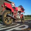 Ducati MHR (Original True Single Seat Model)